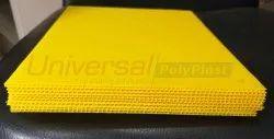 Yellow Sunpack Sheet