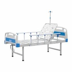 Semi Fowler Hospital Bed with Side Railing