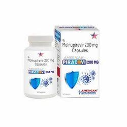 Molnupiravir capsules 200 mg