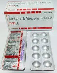 Telmisartan And Amlodipine Tablets Ip