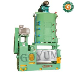 Coconut Screw Oil Press Machine