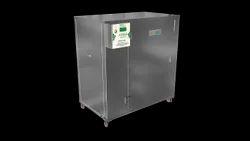 Single Phase 12 Trays Dryer (Fully SS Model)