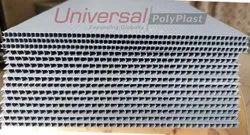 Grey PP Corrugated Sheet