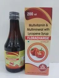 FLORACHARGE Syrup