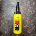 Sibass 4 Way With Emergency Stop Clockwise And Anticlockwise Industrial Push Button Station