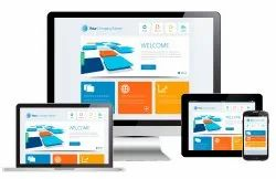PHP/JavaScript Corporate Website Designing Service, With 24*7 Support