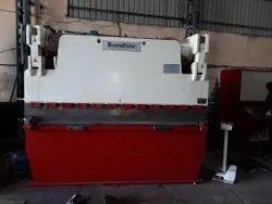 100 Ton Hydraulic Press Brake Machine