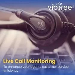 24x7 Local and National Live Call Monitoring Service, in Pan India