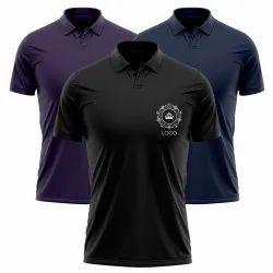 Polo T Shirt With Company Logo