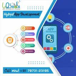 Online Hybrid Mobile App Development Service, Development Platforms: Android
