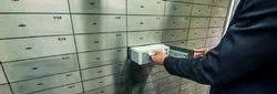 Safe Deposit Locker Services