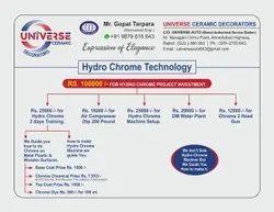 2 Days 9 To 7 hydro chrome training service, in rajkot
