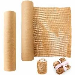 Paper Bubble Wrapping (Honey Comb Pattern For Cushion)
