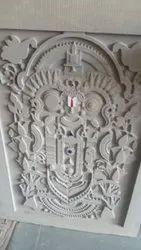 Venkateshwara stone murals