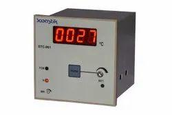 Push To Set Temperature Controller