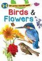 2 in 1 My Lovely Board Book Birds & Flowers