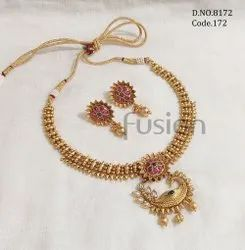 Fusion Arts Kemp Necklace Set