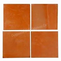 Flat flooring clay Tile