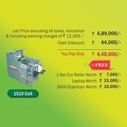 Autoprint Mini Offset Printing machine - 1510 Colt