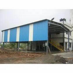 Design And Contruction Of Shed