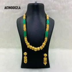 Indian Jewelry Artificial Bridal Jewelry Necklace