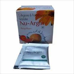 L- Arginine 3g, Proanthocyanidins 75mg Granules