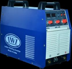 Indian Welding Inverter 10-400A Inverter Based ARC Welding Machine IWI-ARC400i
