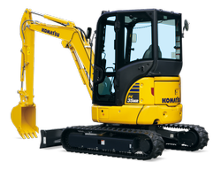 Komatsu Excavator Spare Parts