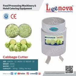 Leenova Cabbage Cutting Machine