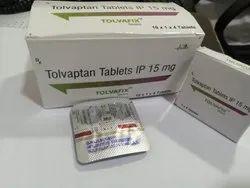 Tolvafix 15 Mg ( Tolvaptan 15 Mg Tablets)