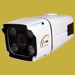 5 Megapixel Varifocal Motorized Colour Camera -iV-CA4BX-LHK-VFM-iP5-POE  -