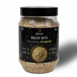 Gleenz 100% Natural Instant Rolled Oats _Gluten Free White Oats High In Fibre