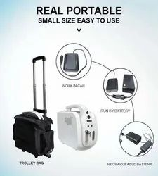 Eloxy 1 Portable Oxygen Concentrator