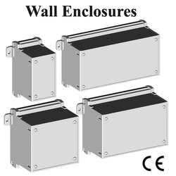 Wall Enclosure