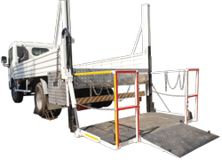 Column Type Tail Lift (Tailgate)