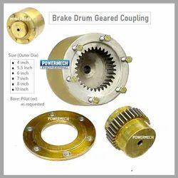 Brake Drum Geared Coupling