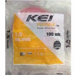 KEI Single Core Flexible FR Wire