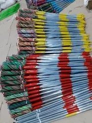 Twist cotton mop SS coated