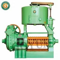 Linseed / Flaxseed Oil Extractor Machine