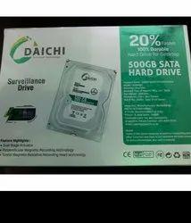 Metal Tegh Daichi 500 GB SATA 3.5 Inch Desktop Internal Hard Drive