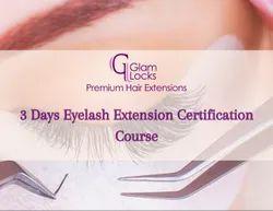 Glam Locks Eyelash Extension Certification And Training (Offline)