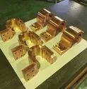 Tinned Plated Copper Bus Bars