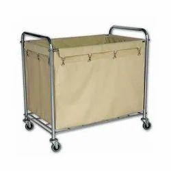 Laundry Linen Trolley