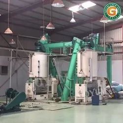 Fully Automatic Oil Mill Plant