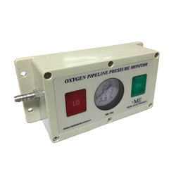 Me 150 Oxygen Line Pressure Monitor
