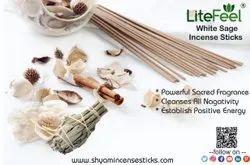 Lite Feel White Sage Incense Sticks