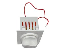Wire Mesh White PVC Fan Regulator, Number Of Modules: 1 Module