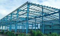 Steel Building Structural Work