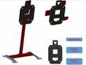 Idpa 3 Strefy Steel Target (Modular Reactive Target)