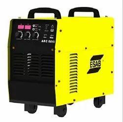 Esab Arc 601 I 600 Amps Inverter Arc Welding Machine / 600 Amps Arc Welding Machine